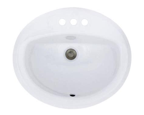 overmount bathroom sinks white overmount bathroom sink 28 images drop in bathroom sinks shop the best deals