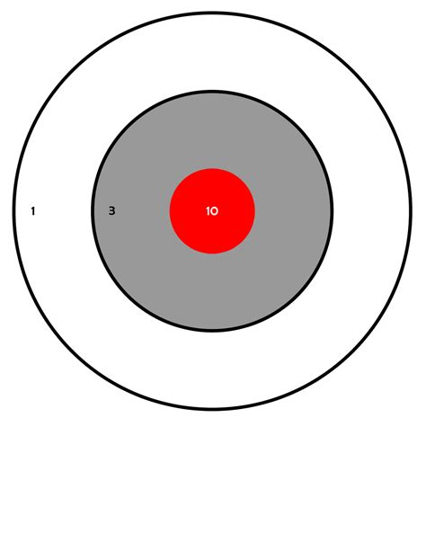 printable targets online 411toys free printable airsoft targets including zombies