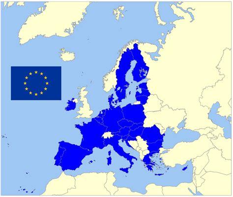 european union map metric pioneer eu