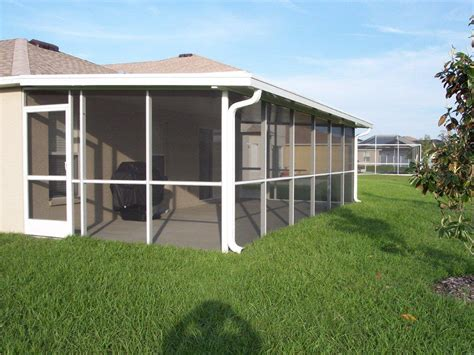 screened in rooms what is the average size screen room with prices gulfcoastaluminum