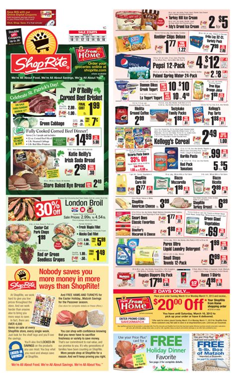 shoprite printable shopping list shoprite grocery coupons 2017 2018 best cars reviews