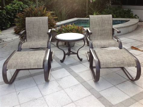 Powder Coating Patio Furniture Patio Furniture Restoration Absolute Powder Coating