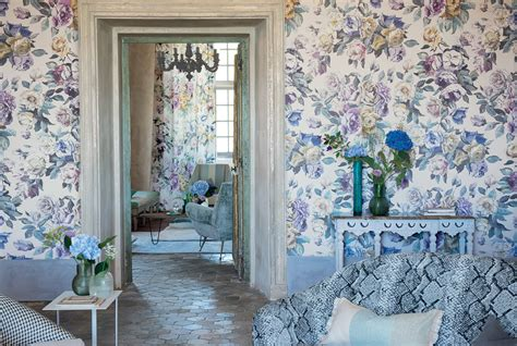 wallpaper design guild seraphina collection by designers guild the luxpad