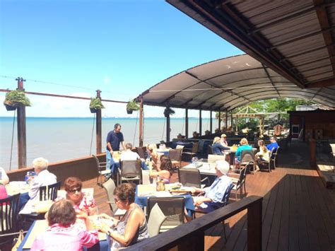 waffle house towne lake public house on the lake serves up best views in town step out buffalo