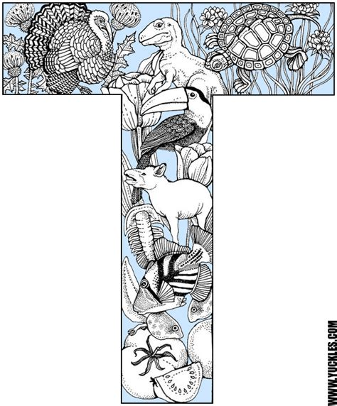 Patterned Animal Coloring Pages by Free Coloring Pages Of Patterned Animals