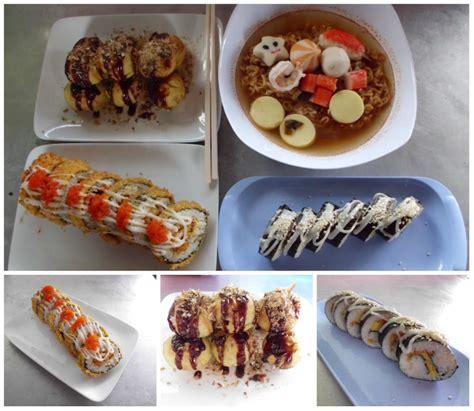 Mie Ramen Kaki Lima sushi kaki lima magelang magelang