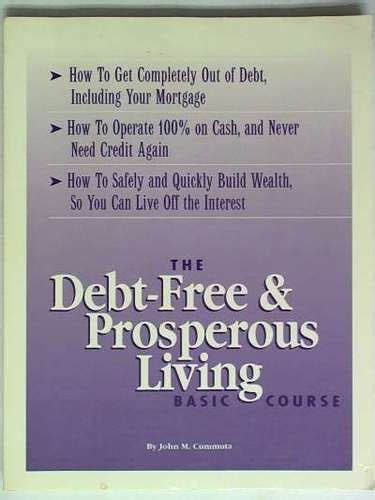 debt  prosperous living basic   john