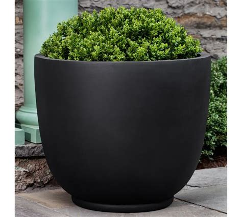 linde planter collection pottery barn