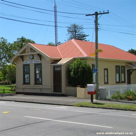 Post Office In by Post Offices In New Zealand