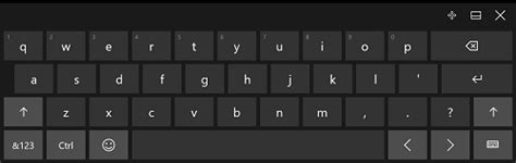 xamarin keyboard layout xamarin forms how to change the keyboard layout of a uwp