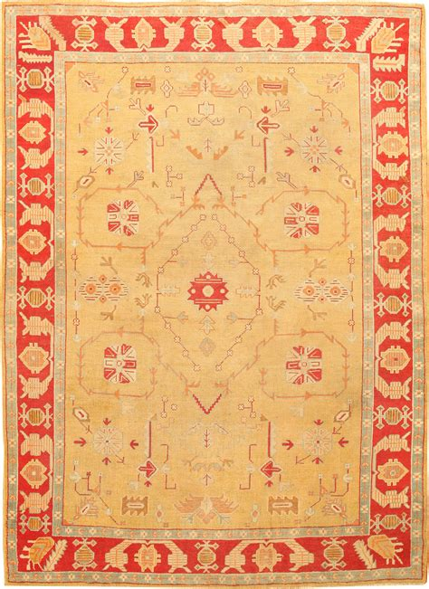 Antique Oushak Rugs For Sale by Antique Oushak Turkish Rugs 42459 For Sale Antiques