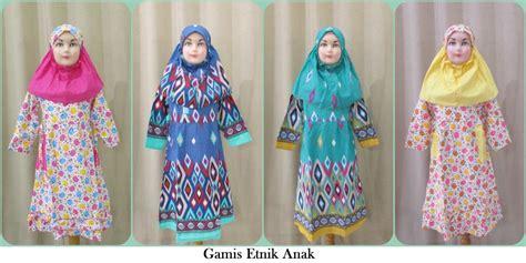 Grosir Baju Muslim Anak Tanah Abang Grosir Gamis Etnik Anak Termurah Tanah Abang 38ribu