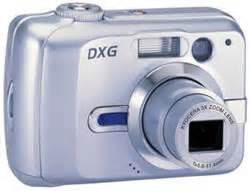 Dxg Release 5 Megapixel Camcorder Dxg 506v In Four Colours Including Black Natch by Dxg 503 Digital Announced Photography