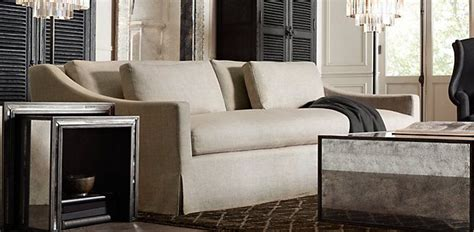 restoration hardware belgian slope arm sofa review 17 best images about new home on pinterest rusted