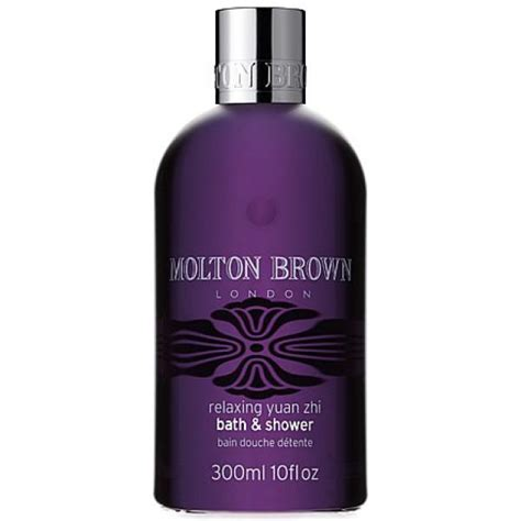molton brown bath and shower molton brown relaxing yuan zhi bath and shower 300ml