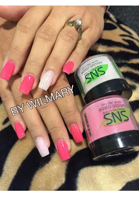 Sns Nail Designs 2018