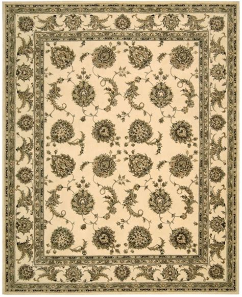 closeout area rugs nourison 2000 collection 2022 ivory closeout area rug rugs a bound