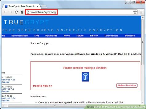 dropbox help number how to protect your dropbox account 6 steps with pictures