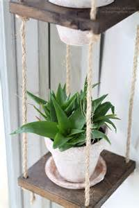 Diy Wood Project Ideas by Diy Vertical Plant Hanger I Heart Nap Time
