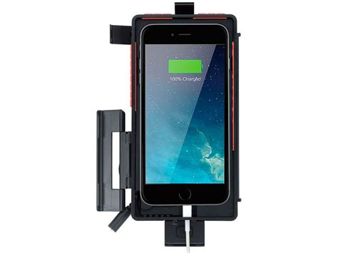 tigra iphone 6 plus 6s plus waterproof fietshouder