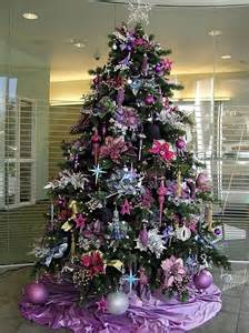 pink and purple christmas decorations designcorner
