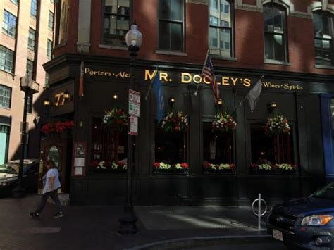 boston taverns and tavern clubs classic reprint books the bar set up for picture of mr dooley s boston