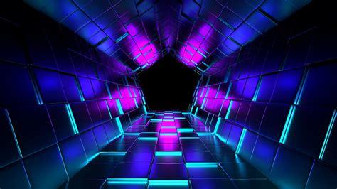 wallpaper  ubes rendering tunnel