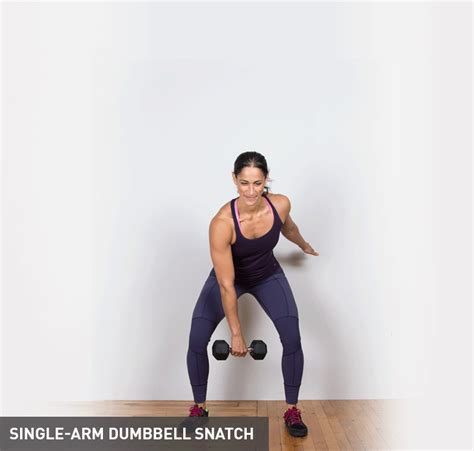 one arm dumbbell swing 30 dumbbell exercises pinoria