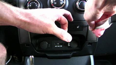 2012 kia sorento center console removal youtube