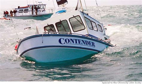 boat dog 10 hours san francisco last hours of the contender fishing boat