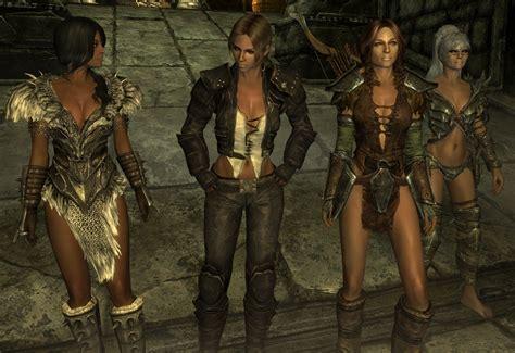 Wedding Attire Neverwinter by Thieves Guild Duelist Armor Cbbev3 Echo At Skyrim Nexus