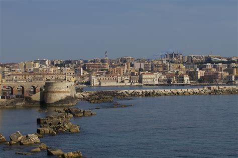 sul mare una citt 224 sul mare foto immagini paesaggi natura foto