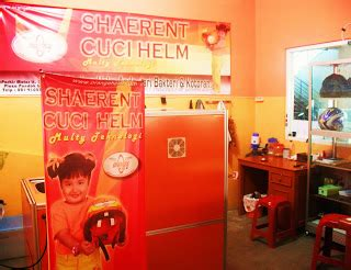 Alat Cuci Helm Motor orange helm peluang usaha alat cuci helm mesin cuci helm