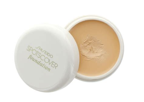 Shiseido Foundation shiseido spotscover foundation review and swatches