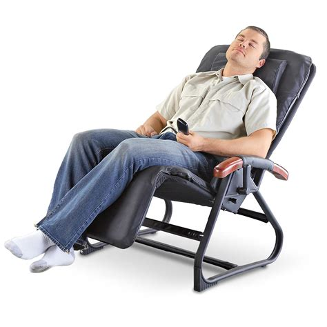 Homedics Anti Gravity Recliner With Heat by Homedics 174 De Stress Ultra Chair Black 161849