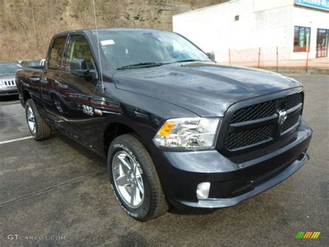 2013 ram 1500 express 2013 maximum steel metallic ram 1500 express cab 4x4