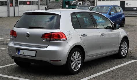 2012 Volkswagen Golf 2012 volkswagen golf vi pictures information and specs