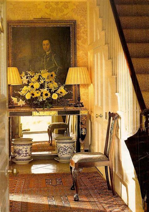 foyer uncredited english decor home english interior