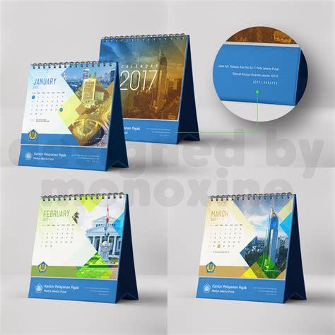 desain kalender meja 2016 sribu calendar design desain kalender untuk quot kemenkeu