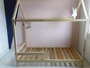 diy un lit cabane pour une chambre d enfant