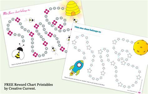 free printable reward charts com 7 best images of sticker reward charts free printables