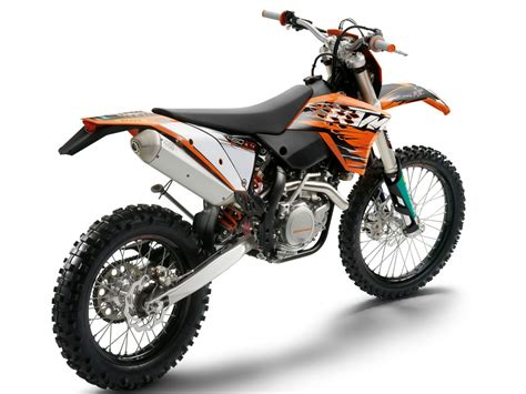 Ktm Sxf 450 2009 2009 Ktm 450 Exc Racing Pics Specs And Information