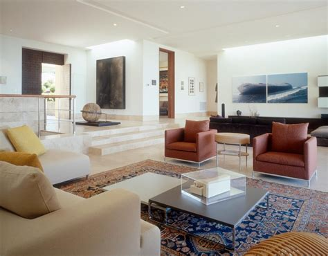 Step Living Room by Residence