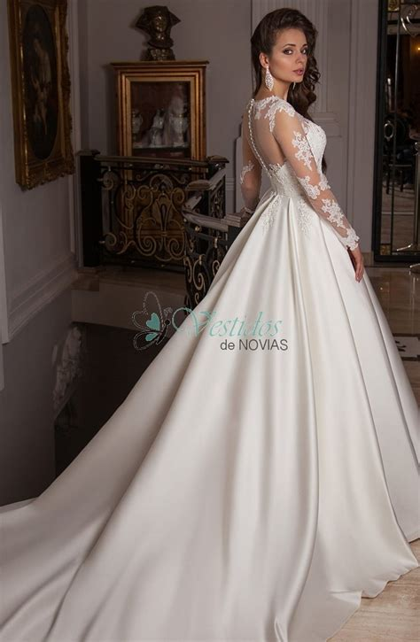 imagenes de vestidos de novia para invierno vital vestido de novia para matrimonio en invierno con