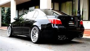 bmw m5 e60 v10 the black beast