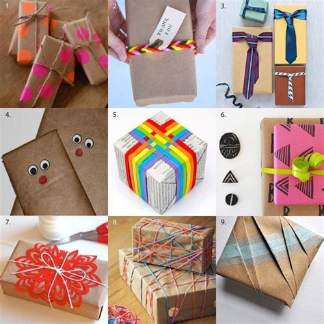 gift wrapping creative ideas 9 creative ideas for easy gift wrap