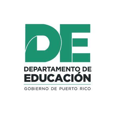 departamento de educacion de puerto rico dpto de educaci 243 n educacionpr twitter