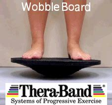 wobble board standing desk thera band 174 wobble board balance boards welmart ca