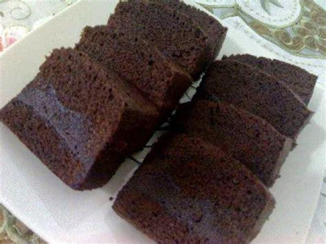 resep dan cara membuat brownies kukus ketan hitam resep cara membuat brownies kukus coklat sederhana enak