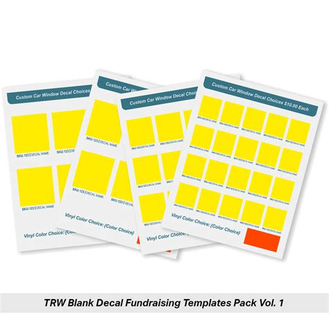 Main Category Software Subcategory 1 Software Tools Add Ons Subcategory 2 Decal Pack Add Fundraising Pack Template
